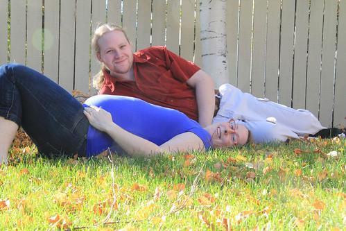 Carolynne & Peter Maternity