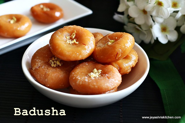 Badusha-recipe