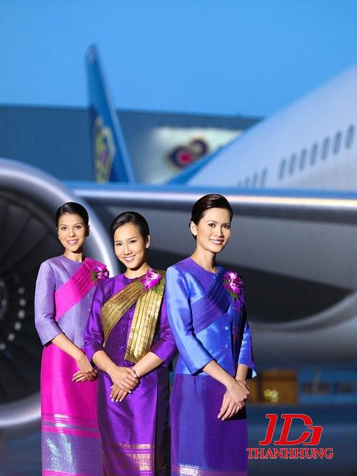 Đồng phục tiếp viên hàng không các nước, hãng ĐẸP nhất 7