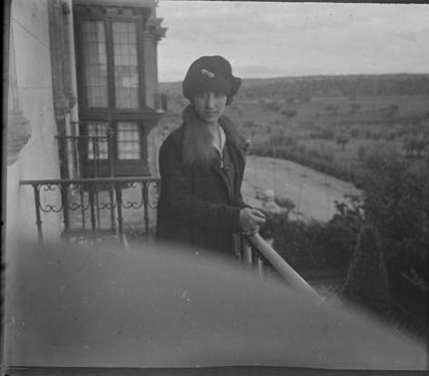 Palacio de la Sisla en abril de 1928. Fotografía de Aurelio de Colmenares y Orgaz, Conde de Polentinos Ⓒ Fototeca del IPCE, Ministerio de Educación, Cultura y Deporte. Signatura DCP-A-4072_P