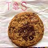 chocolate chunk cookie from Tout Sweet Patisserie in San Francisco