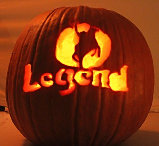 Leah's Legend pumpkin