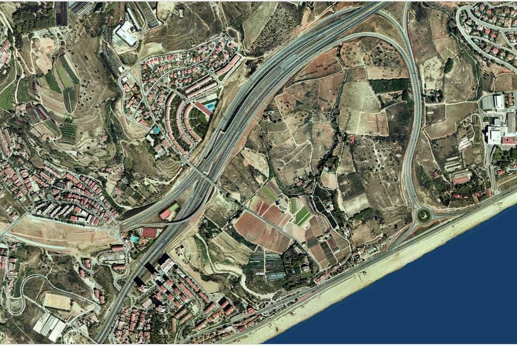 montgat, barcelona, catmountain, antes, urbanismo, planeamiento, urbano, desastre, urbanístico, construcción
