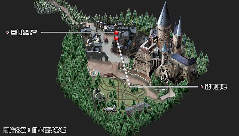 環球影城 哈利波特 霍格華茲城堡 15