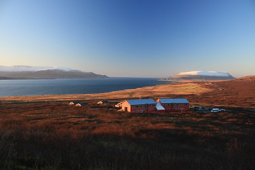 sunrise hotel iceland hvalfjördur hotelglymur