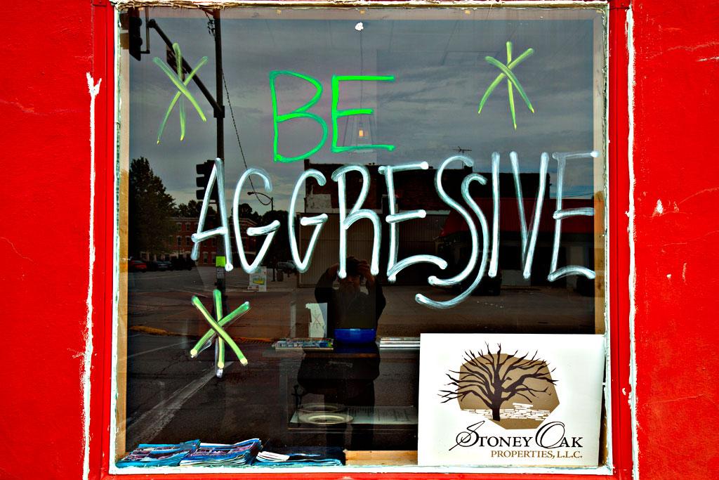 BE-AGGRESSIVE--Osceola