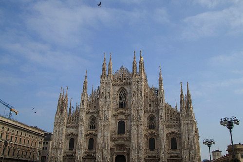 Milano from life of Elio Vittorini