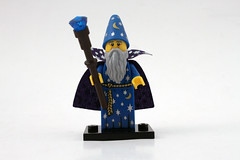 LEGO Collectible Minifigures Series 12 (71007) - Wizard