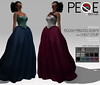 Peqe - Rough Princess Gown and Chest Strap