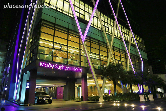 mode sathorn exterior