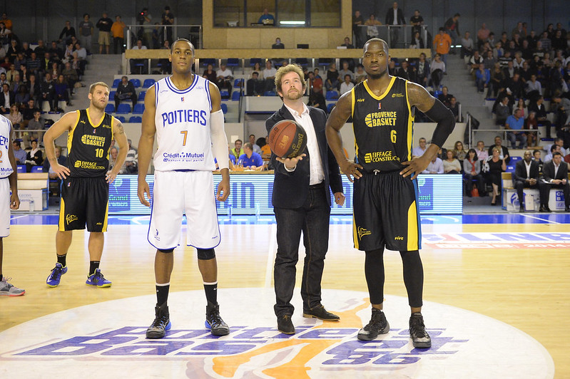Basket, PB86 : Poitiers - Provence (2014-2015)