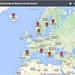 Carte interactive sur l'e-commerce en Europe du Nord et en Europe du Sud #ecommerce