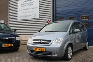 Opel Meriva - 1.6i 16V Cosmo
