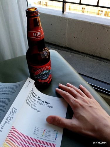 Book + Beer + Breeze