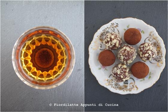 Tartufi di castagne al brandy