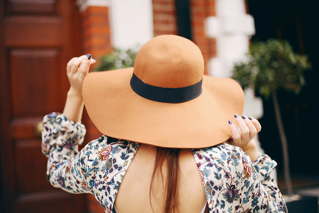 H&M Floppy Hat