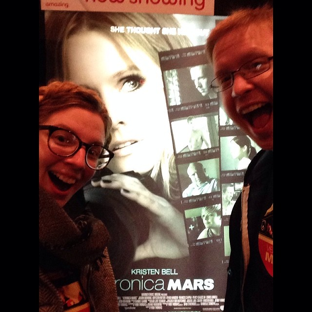 It's Veronica Mars time!!!!!!!!