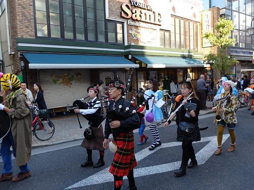 Kagurazaka Bakeneko Parade 2014-19