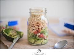 Mexican Salad Jar