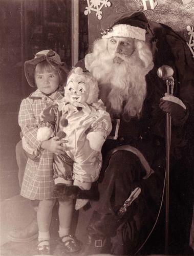 Lil Earls Christmas with Santa