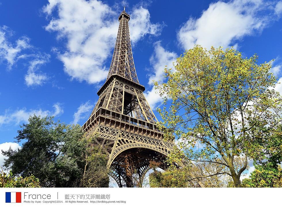 法國自由行。Bonjour!巴黎鐵塔-不用排隊~巴黎鐵塔58 Tour Eiffel餐廳享用午餐【鳥夫人】