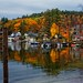 Fall on the Lake by AB 7