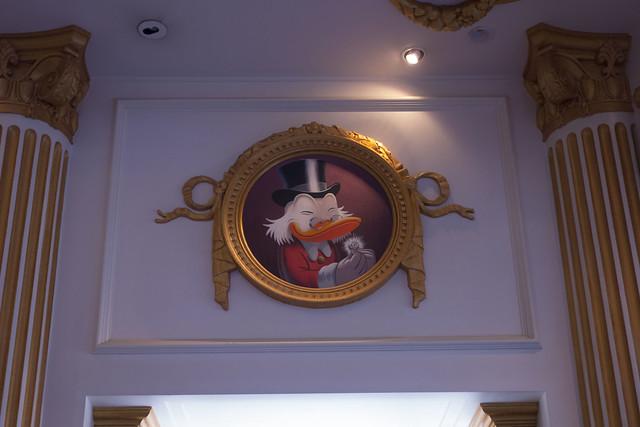 Tokyo DisneySea - McDuck's Department Store
