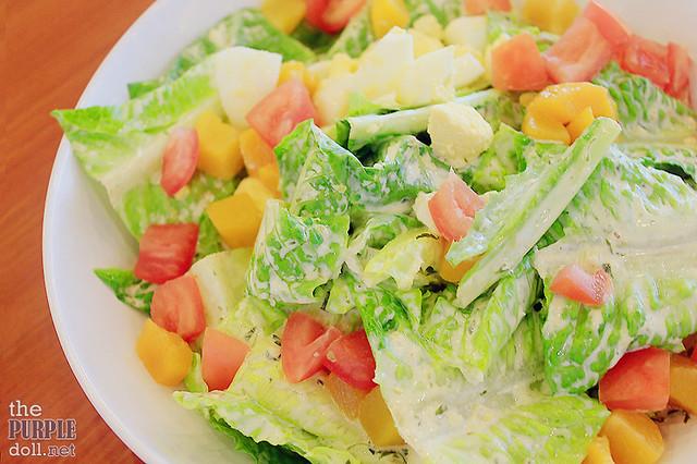 House Salad (P188)