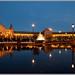 Plaza de España, Seville by Betty_Zhang