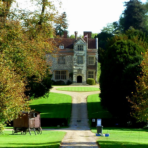 Chawton from life of Jane Austen