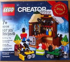 Lego Christmas 2014