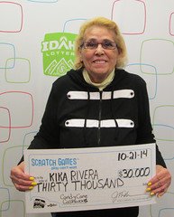 Kika Rivera - $30,000 Candy Cane Cashword