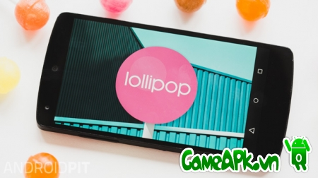 Download ứng dụng nhắn tin sms của Android 5.0 Lollipop