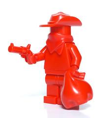 Red bandit
