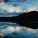 Lake Lefferts Sunset