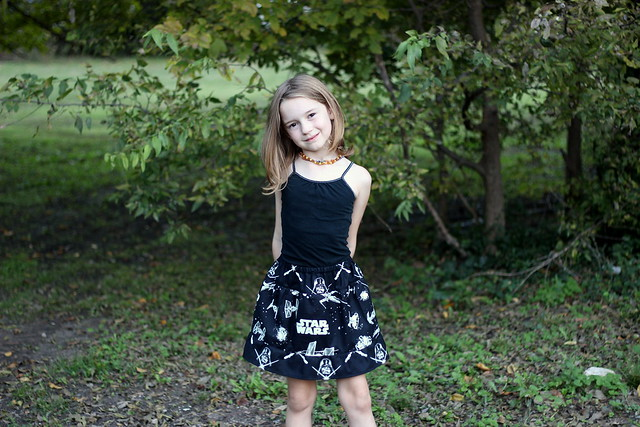 Star Wars Skirt 7
