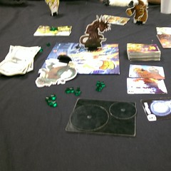 Bebo took me out! King of Tokyo for the kids!
