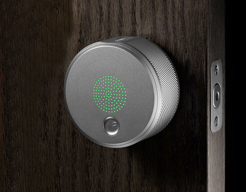The company behind the August Smart Lock has US$50 million from venture capital groups