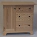 Chest of Drawers - Front
