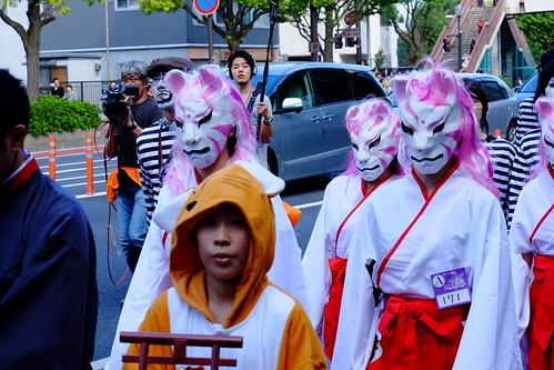 Kawasaki Halloween parade 2014 52