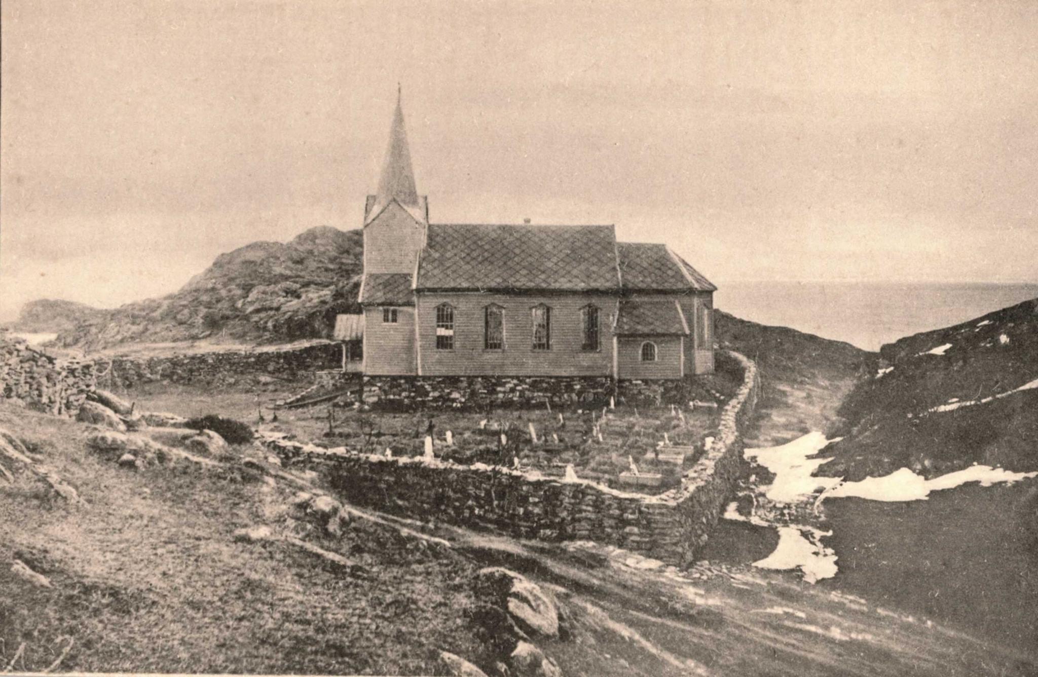 Hjelme gamle kirke