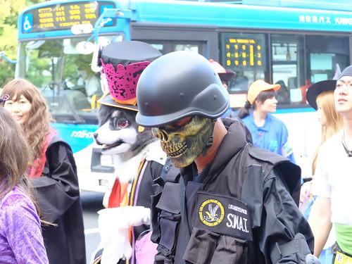 Kawasaki Halloween parade 2014 82