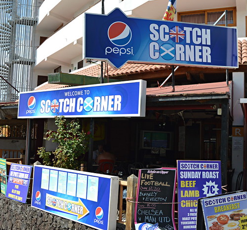 Scotch Corner, Playa de las Americas