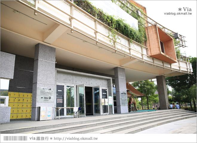 【台南南科景點】樹谷生活科學館~超大的劍齒象化石!有趣又能長知識的博物館!3