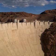 Hoover Dam.