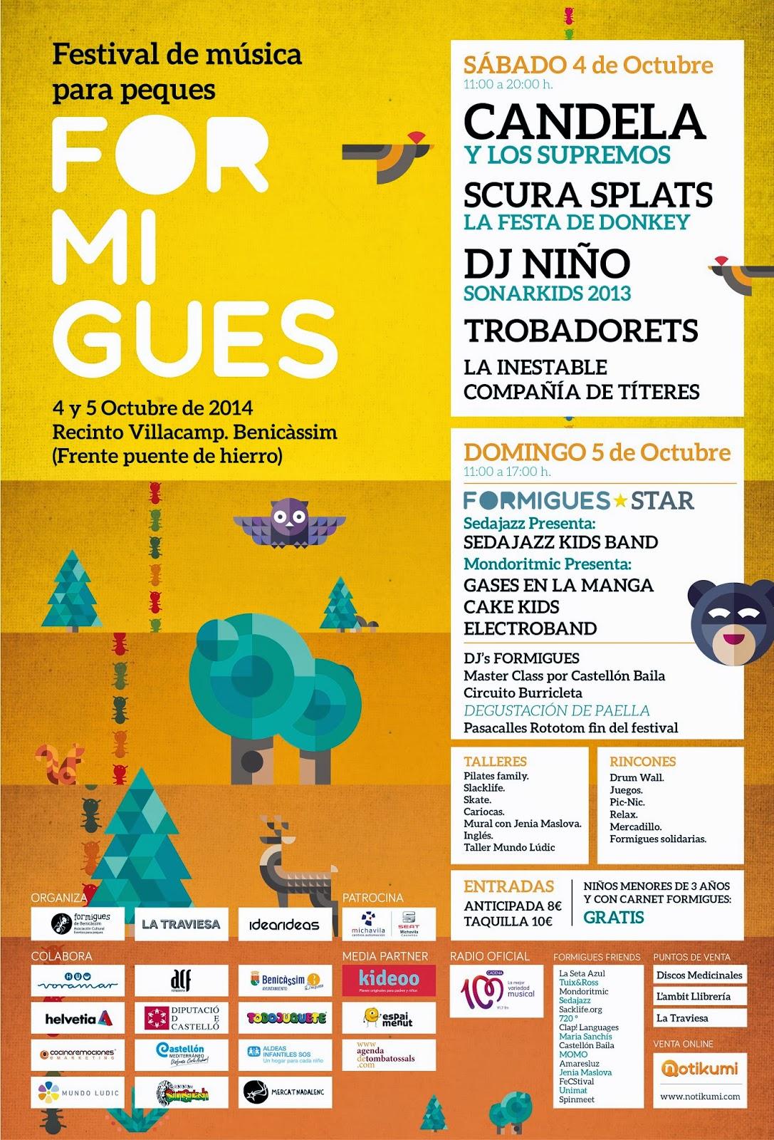 cartel_formigues_festival_2014