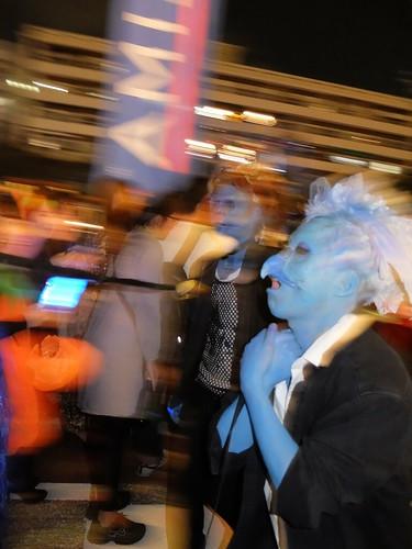 Nakameguro Blue Halloween 09