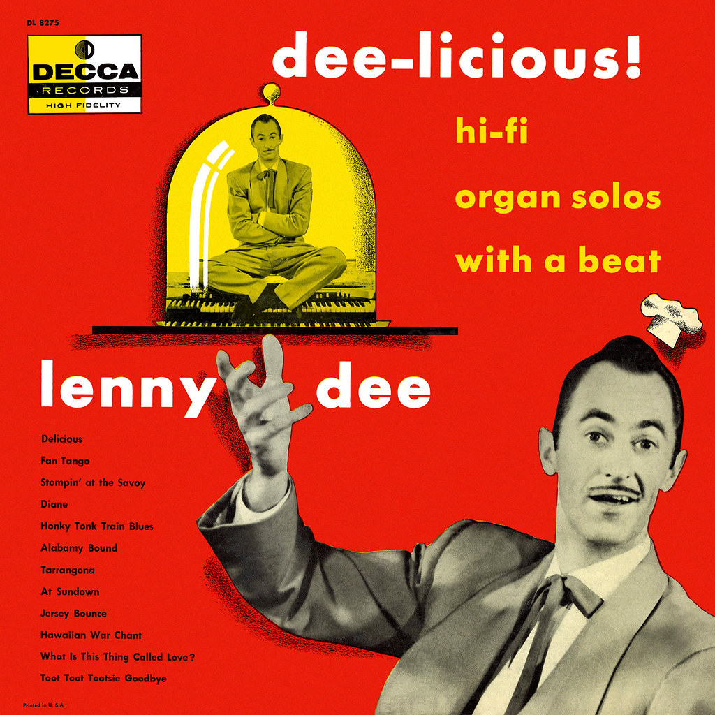 Lenny Dee - Dee-Licious!