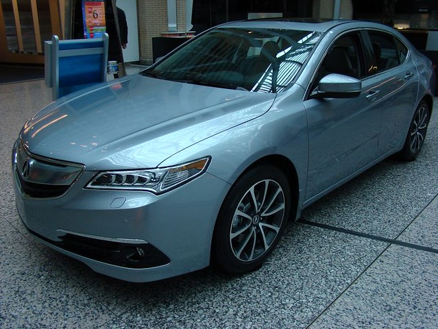 Acura TLX at 2014 Motorexpo Toronto