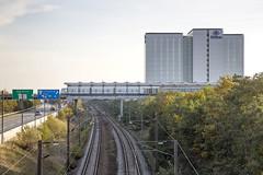 Oresundstog retningsdrift godssporet Kastrup_20141027_0396